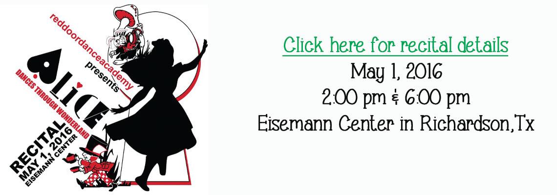 Eisemann Center Recital