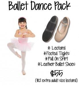 Ballet Dance Pack