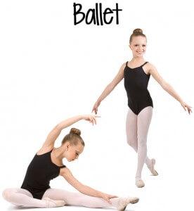 Ballet Dresscode Pic