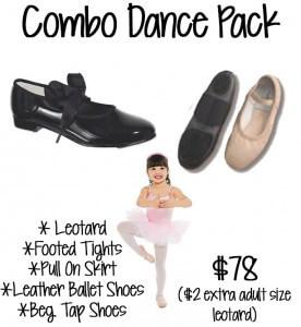 Combo Dance Pack