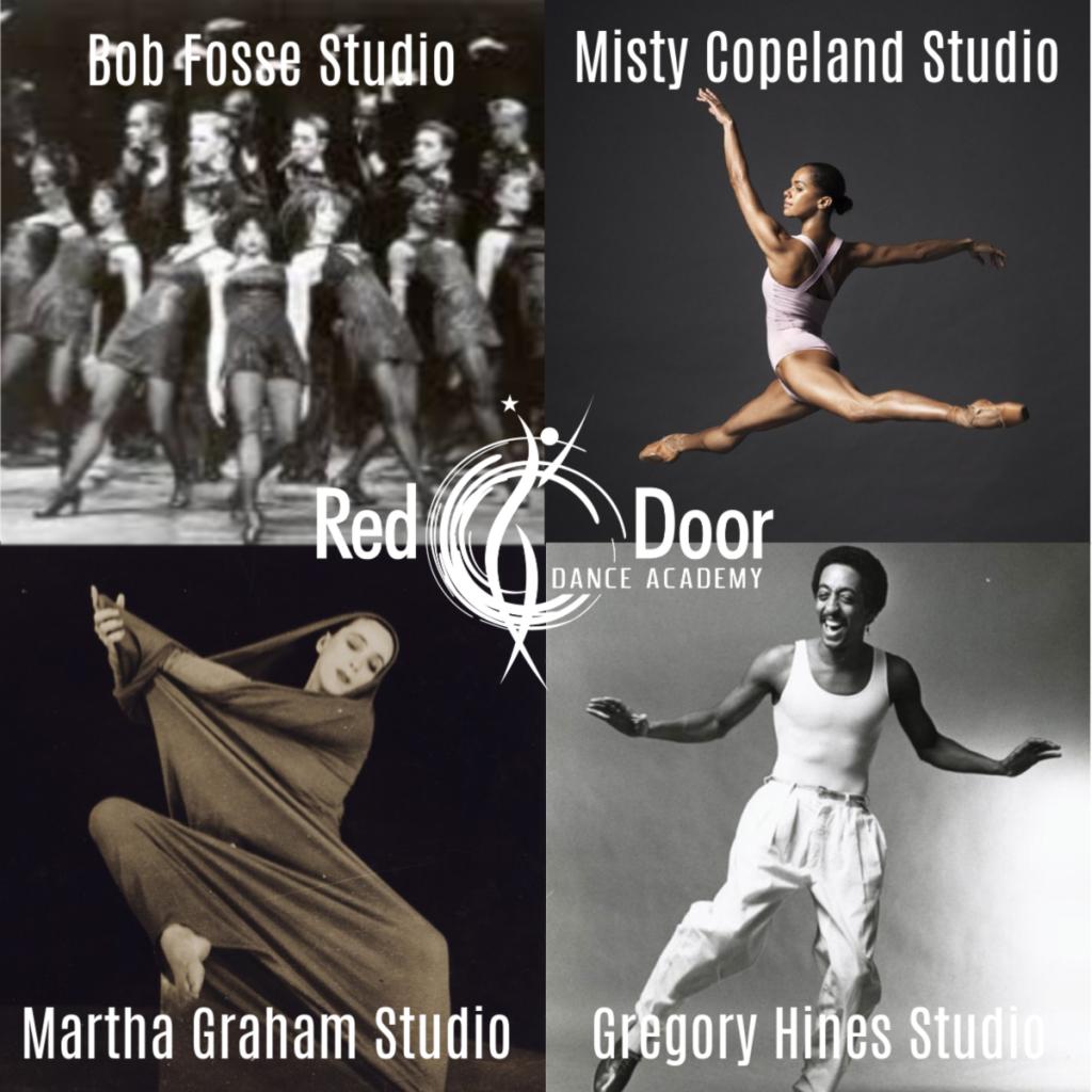Influential Dancers